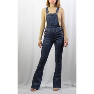LIKE NEW Madewell Flea Market Overalls - 29